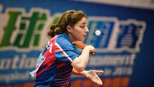 Syria's first table tennis Olympian looking beyond Rio