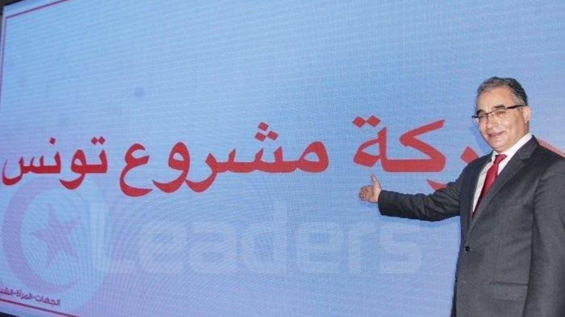 محسن مرزوق زعيم حركة مشروع تونس