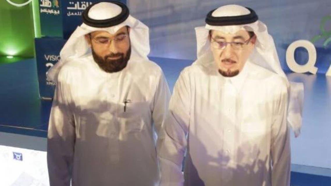 وزير العمل مفرج الحقباني السعودي يدشن بوابة طاقات الإلكترونية