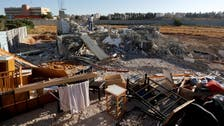 سلطات الاحتلال تهدم 11 منزلاً في قلنديا بالضفة