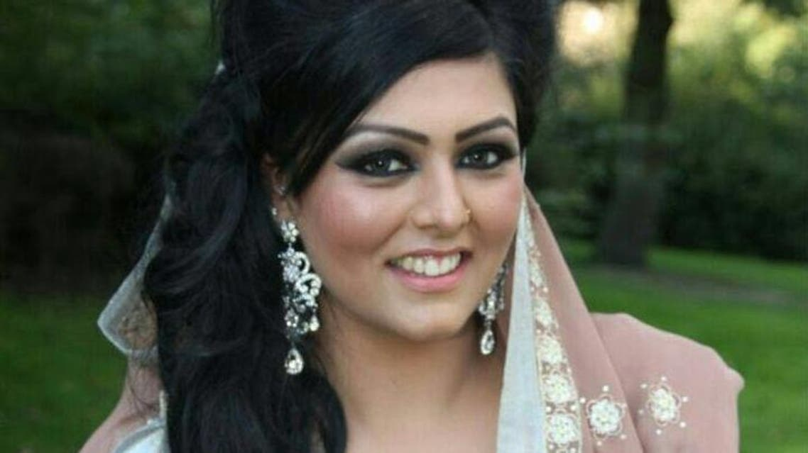 Beauty therapist Samia Shahid, 28, who died while visiting family in Pakistan (Photo courtesy Mukhtar Kazam)