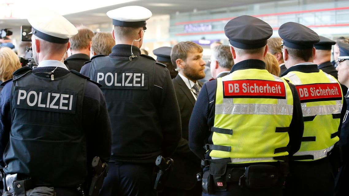 Berlin Police reuters