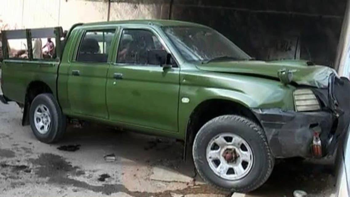 Pakistan Army Vehical