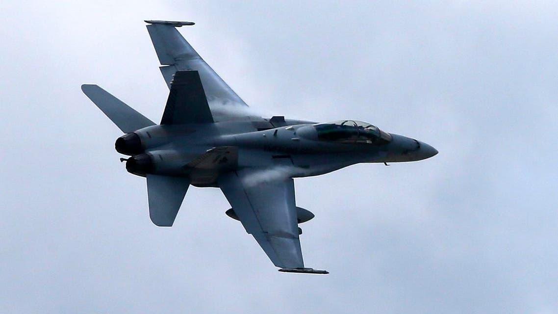 Us plane Iraq AP