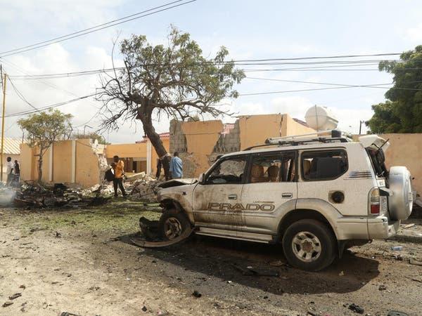 دوي انفجار ضخم في العاصمة الصومالية