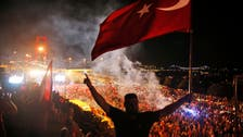 Turkish PM says risk of second coup attempt not over