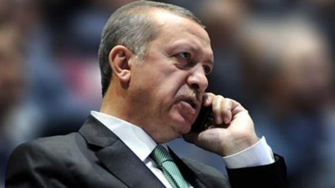 الرئيس التركي رجب أردوغان