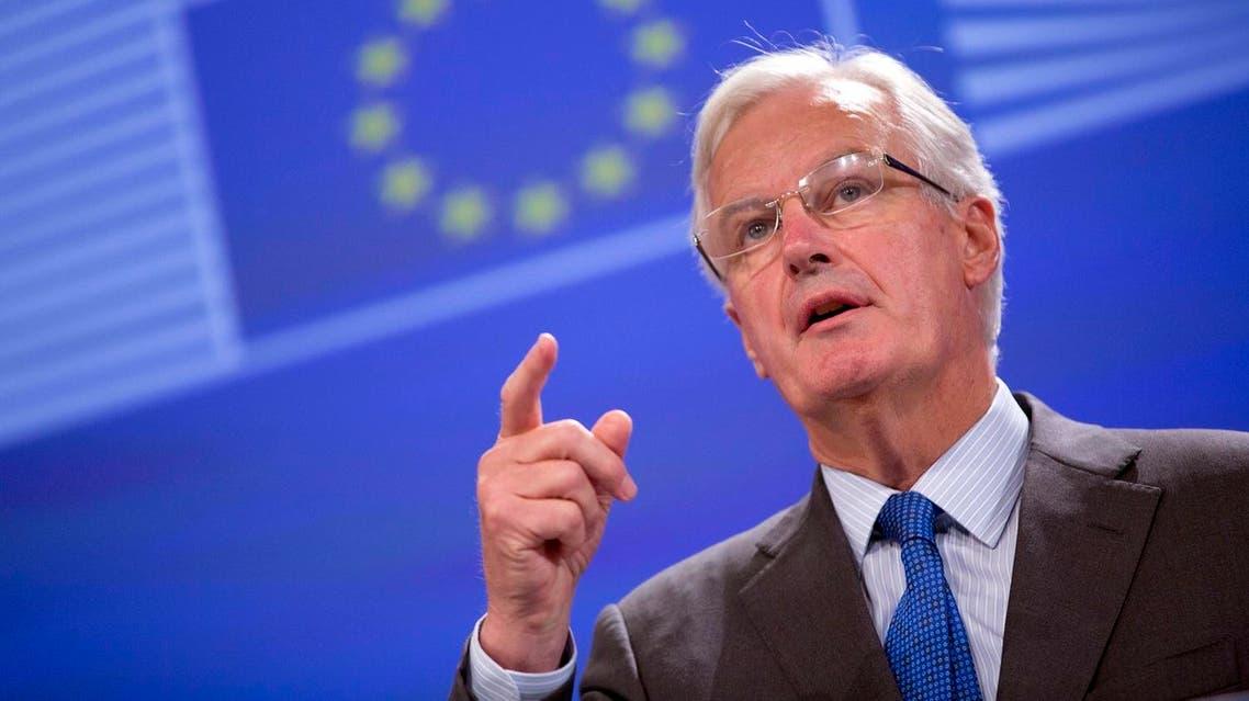 Michel Barnier EU AP