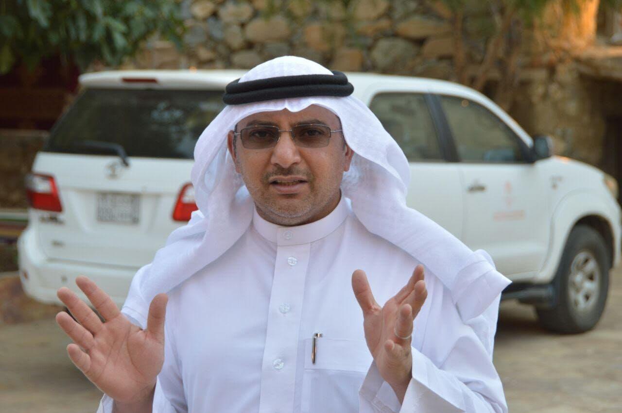مدير مكتب السياحة والتراث الوطني بالنماص
