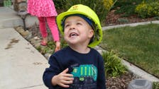 Wish granted: Six-year-old boy is garbage man for a day