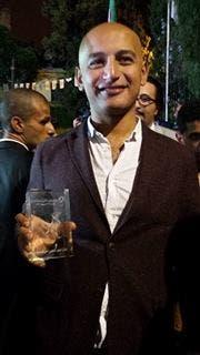 المخرج المصري شريف البنداري