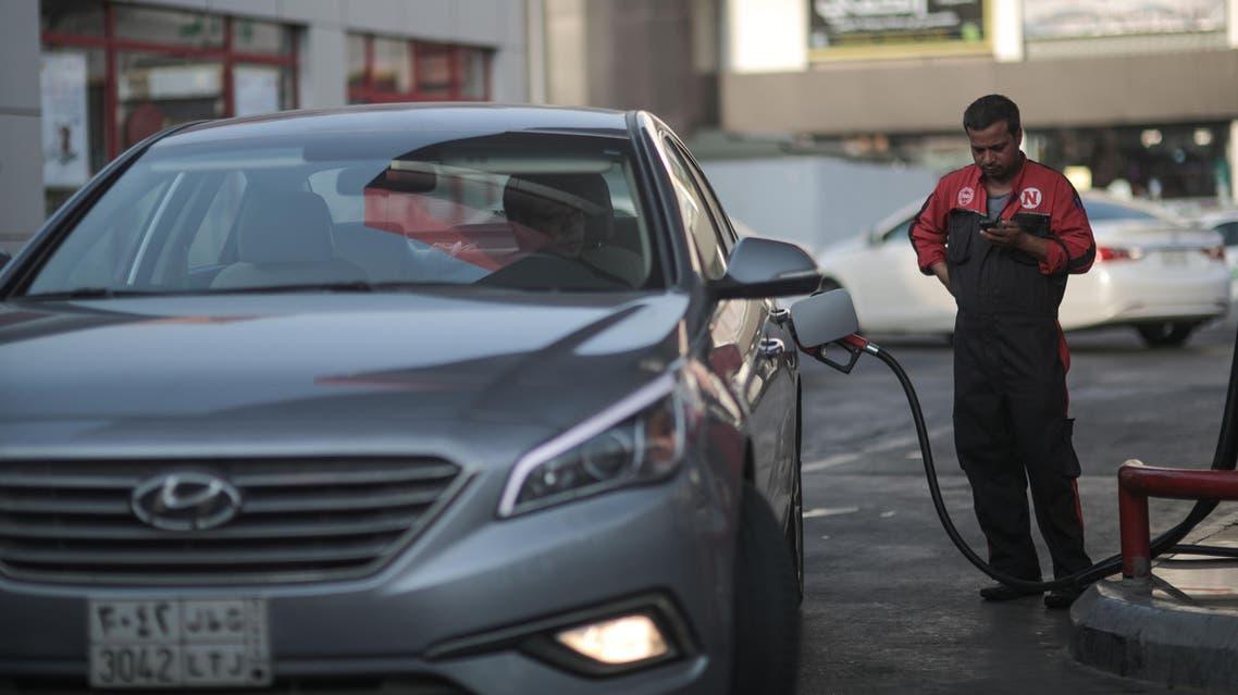 Jeddah petrol pump (File AP)
