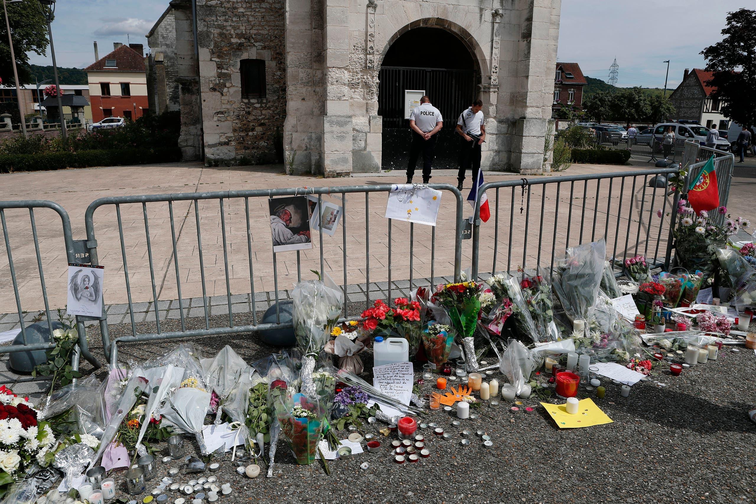 French church memorial