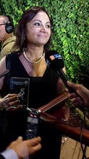 المخرجة المصرية هالة خليل