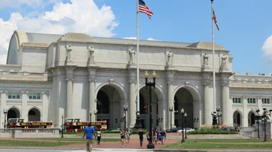 محطة يونيون الرئيسية للقطارات واشنطن