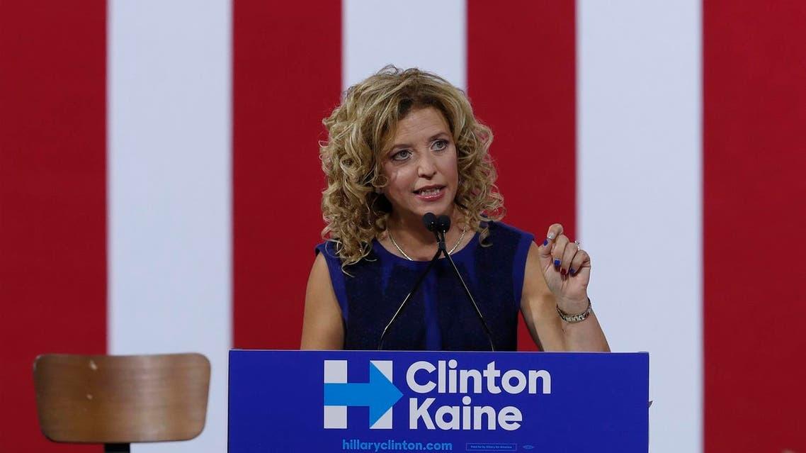 Debbie Schultz speech AP