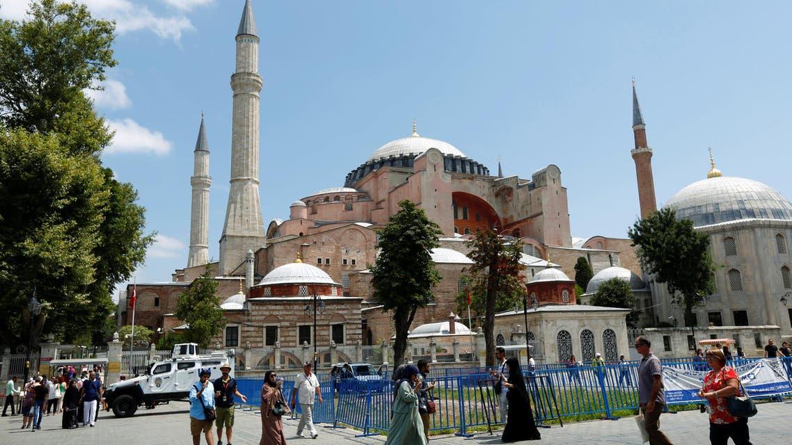 Hagia Sophia Reuters