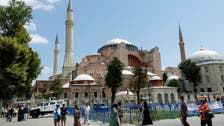 Erdogan rejects criticism over Turkey's Hagia Sophia landmark  move