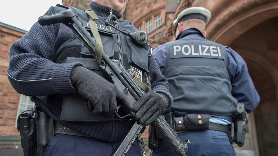 German Police AP