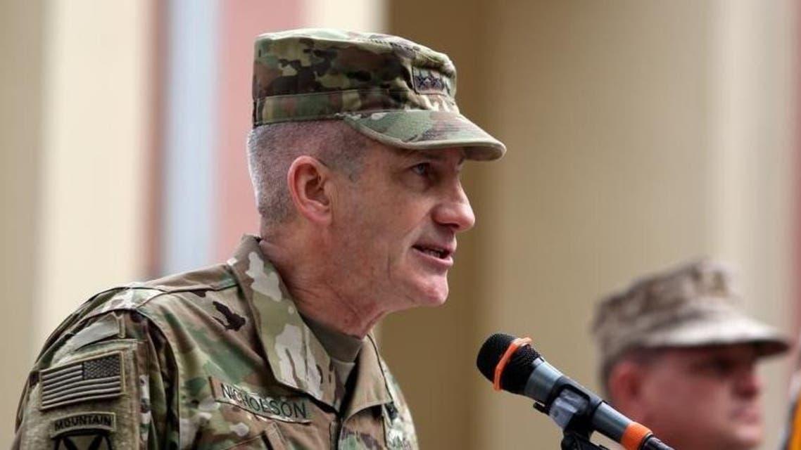 قائد القوات الأميركية في أفغانستان