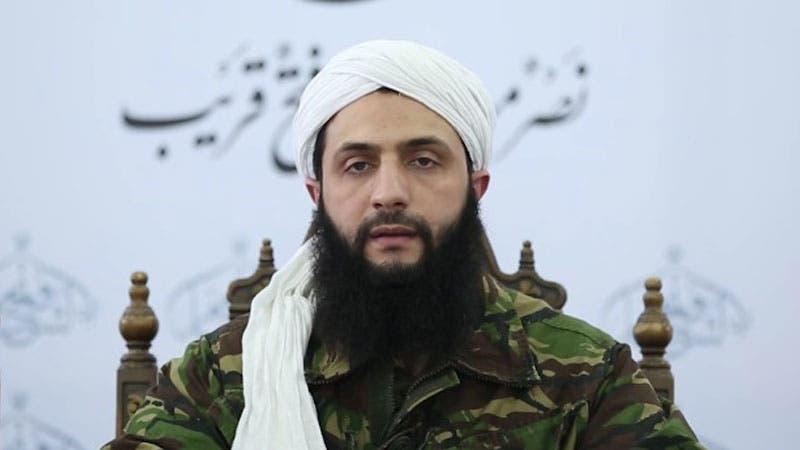 قائد جبهة النصرة أبو محمد الجولاني