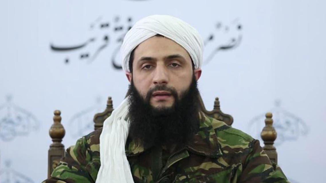 قائد جبهة النصرة أبو محمد الجولاني يعلن رسميا فك الارتباط مع تنظيم الثقاعدة وإقامة كيان جديد
