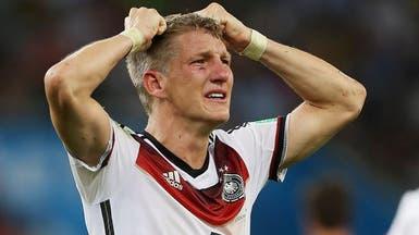 الألماني شفاينشتايغر يعلن اعتزاله اللعب دولياً