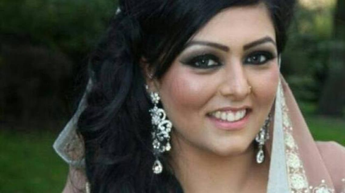 Beauty therapist Samia Shahid, 28, who died while visiting family in Pandori. (Photograph: Supplied by Syed Mukhtar Kazam/ The Guardian)