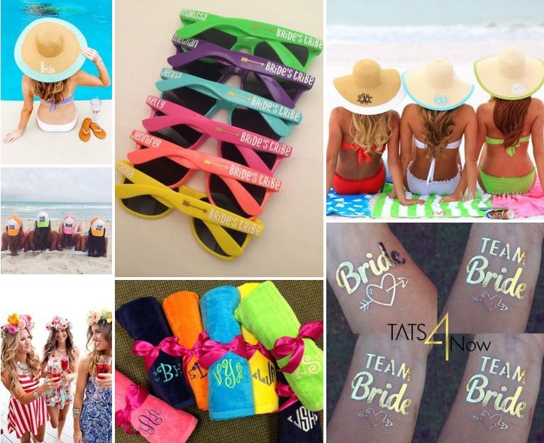 Wedding Planning Bachelorette Pool Party Ideas To Have