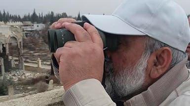 ماذا يفعل قائد باسيج إيران في القنيطرة السورية؟