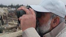 ایرانی پاسیج فورس کے سربراہ کی شام میں زخمی ہونے کی اطلاعات