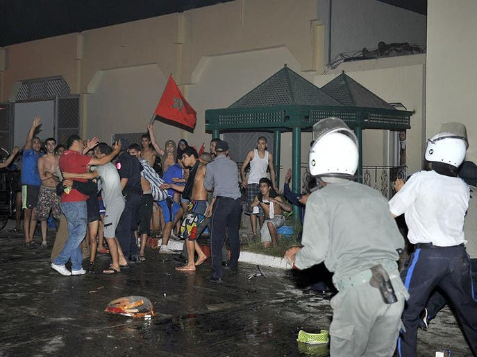 أحداث شغب بسجن مغربي للقاصرين تخلف خسائر كبيرة
