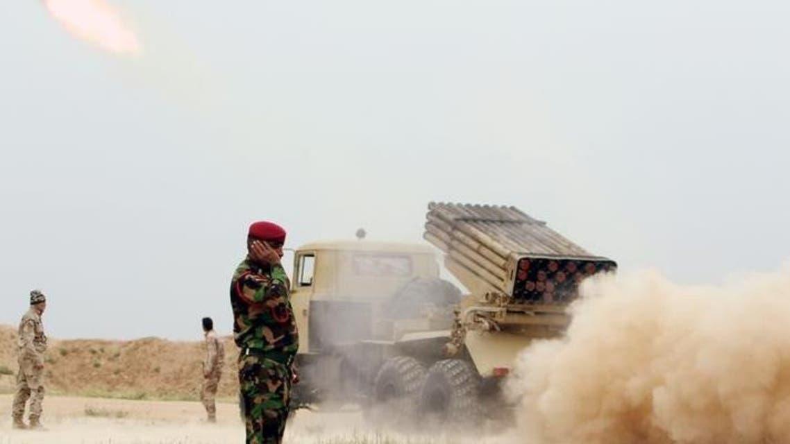 الجيش العراقي الموصل