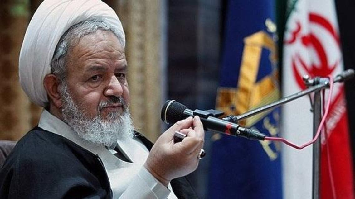 ممثل الولي الفقيه في الحرس  الثوري الإيراني علي سعيدي