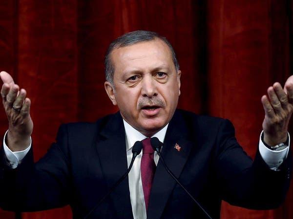 """أردوغان: القضاء على """"داعش"""" في سوريا سيحمي تركيا"""