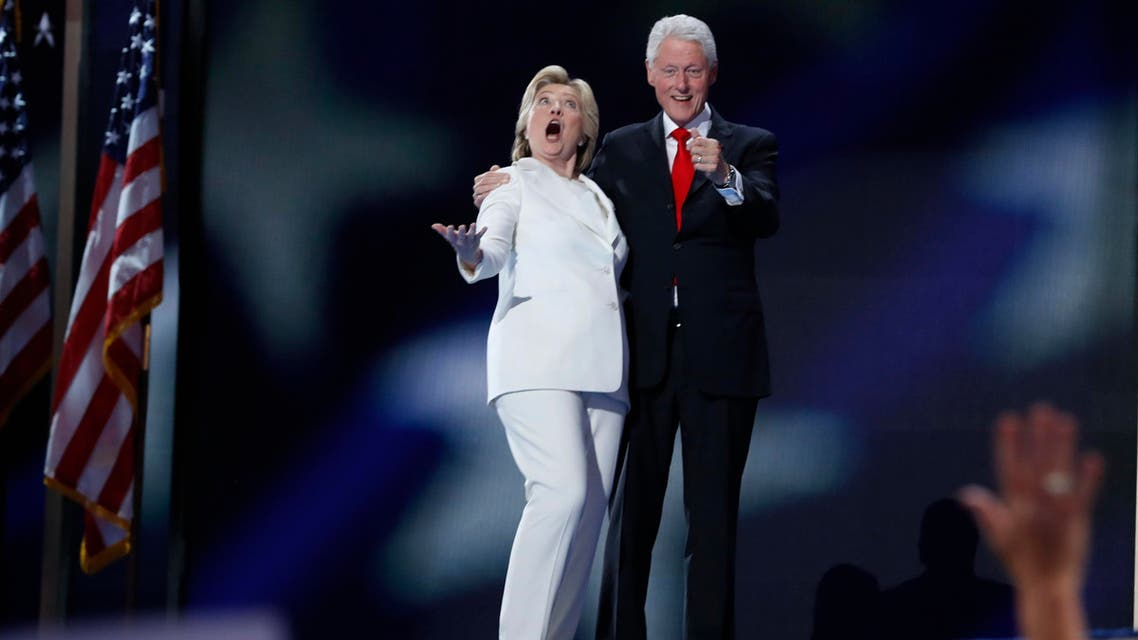 Moments from the US presidential campaign trails