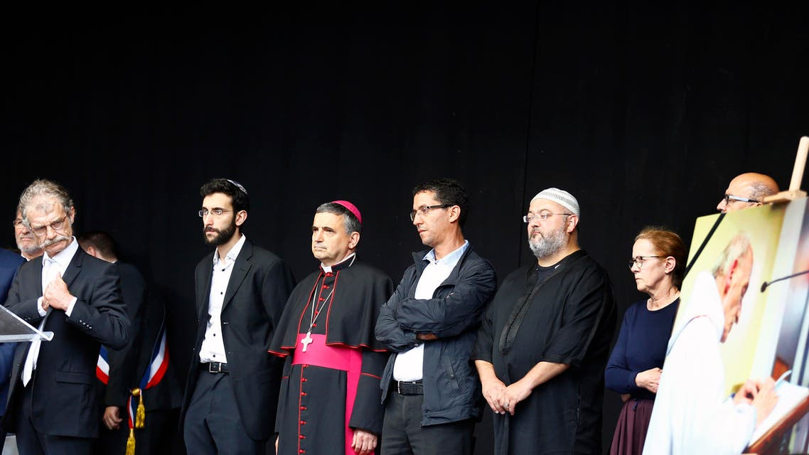 Muslims and Christians unite in stand against extremism