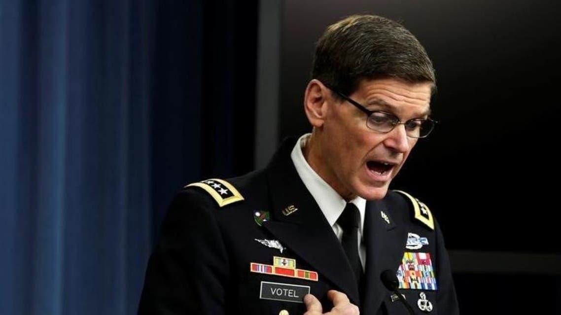 قائد القيادة المركزية الأميركية