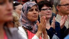 French Muslims attend mass in solidarity, refuse burial for priest killers