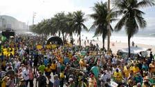 المظاهرات تشتعل في البرازيل قبل انطلاق الأولمبياد