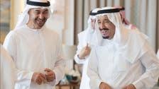 اماراتی ولی عہد کی شاہ سلمان سے ملاقات، علاقائی مسائل پر تبادلہ خیال