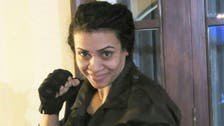 Meet one of Egypt's first female bodyguard