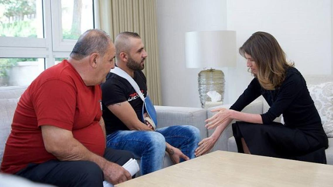 حنان زوجة الأسد وحلب تُدمَّر يثير استياء بالغاً