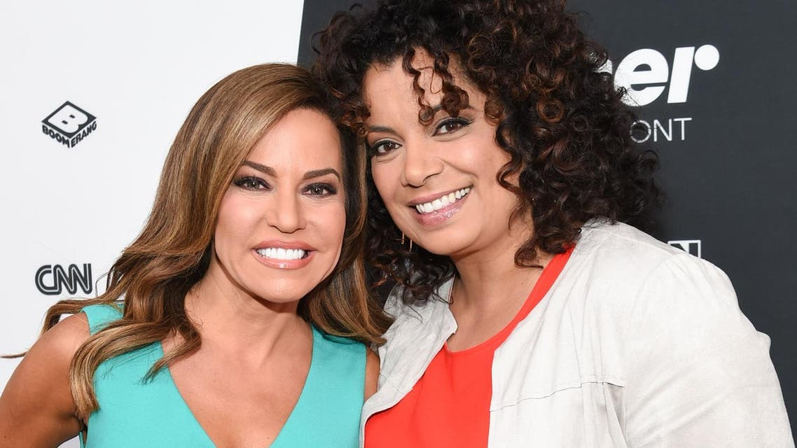CNN Headline News anchors Robin Meade, Michaela Pereira attends the Turner Network 2016 Upfronts at Nick & Stef's Steakhouse on Wednesday, May 18, 2016. (File photo: AP)