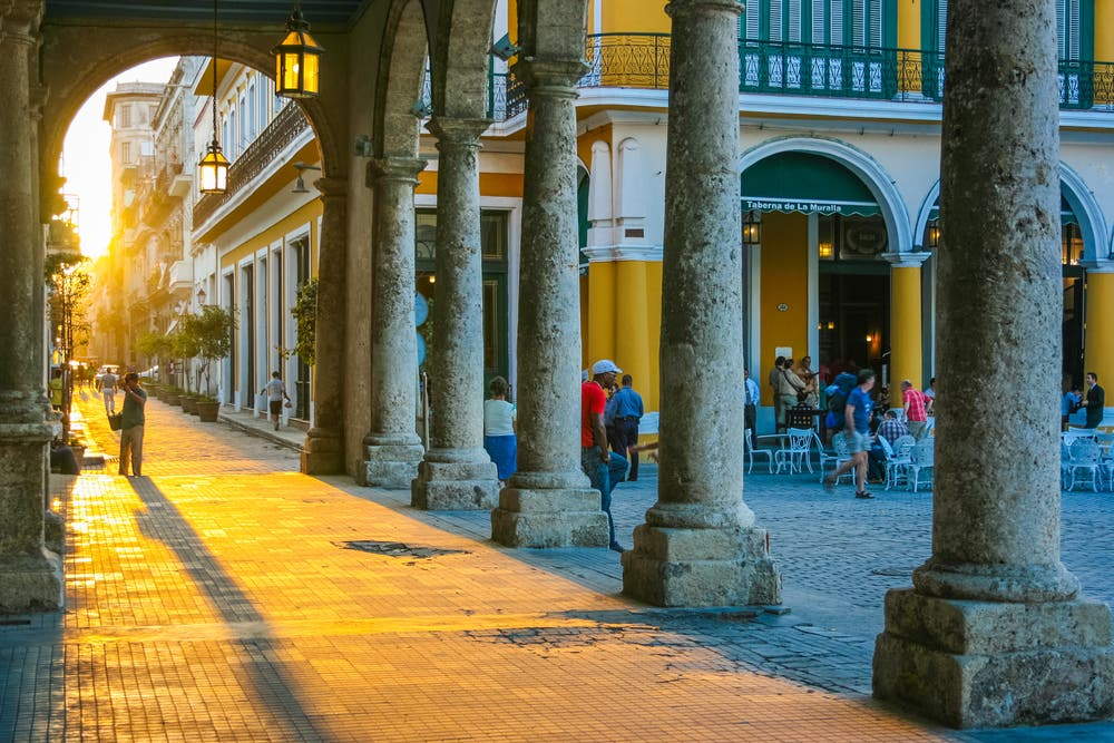 One of the most stunning squares in the old city - the Plaza Vieja. (Shutterstock)
