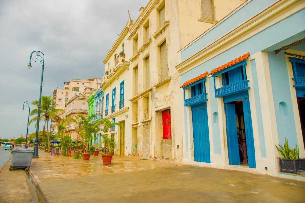 UNESCO-declared historic center of Havana, Cuba. (Shutterstock)