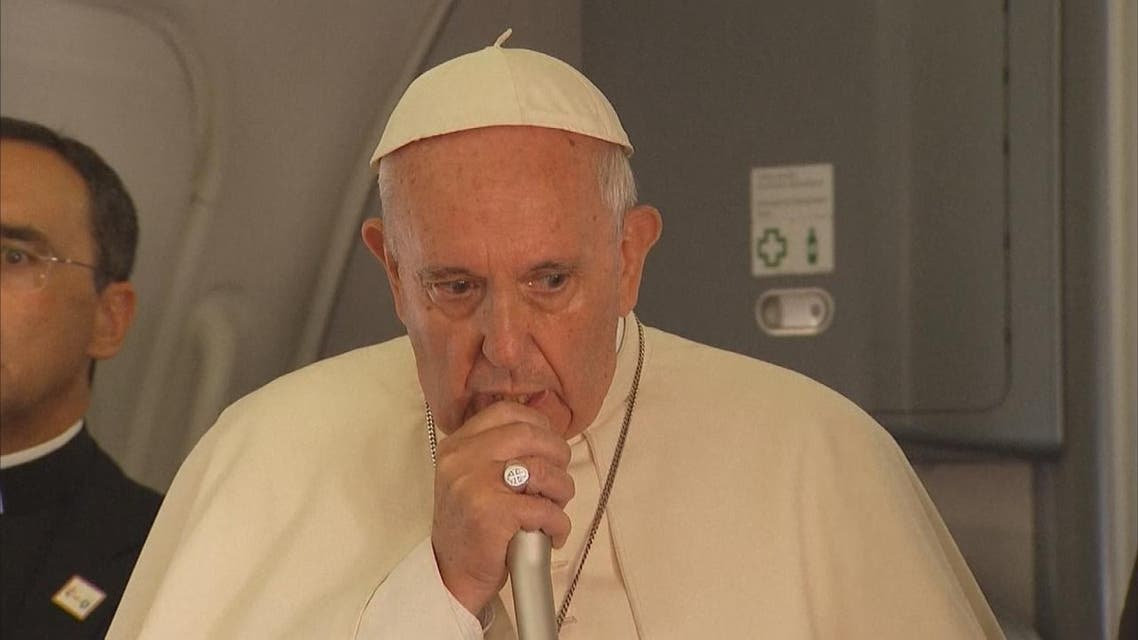 THUMBNAIL_ بابا الفاتيكان يرفض قطعيا ربط الإسلام بالإرهاب