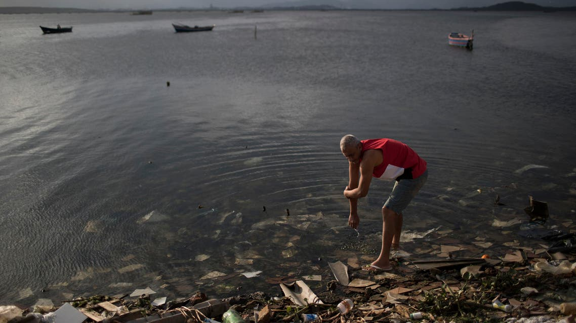 contaminated waters brazil