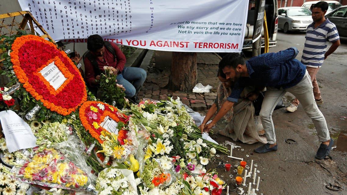 dhaka attack memorial