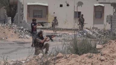 """ليبيا.. الجيش يصد هجوما على منطقة """"زلة"""" النفطية"""